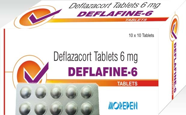 Effects of deflazacort immunosuppression on long-term ...